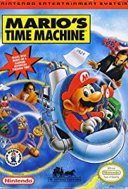 Mario's Time Machine Poster