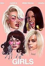 Rita Ora ft. Cardi B, Bebe Rexha & Charli XCX: Girls