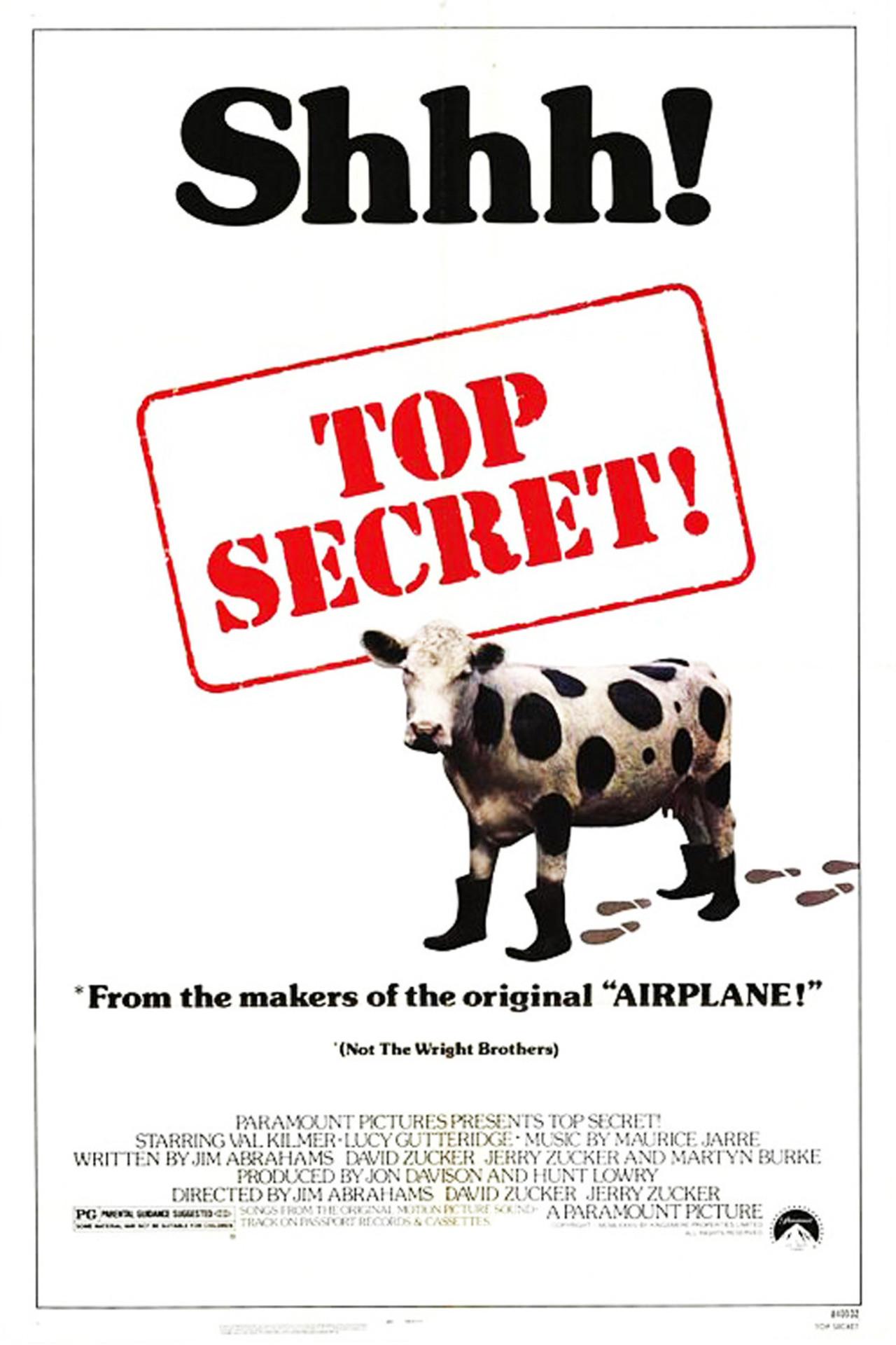 ดูหนังออนไลน์ Top Secret! (1984)