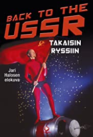Back to the USSR - takaisin Ryssiin Poster