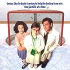 Emmy Rossum, Charles Fleischer, and Trevor Morgan in Genius (1999)
