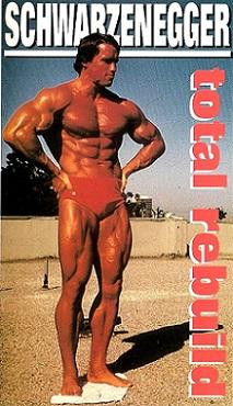 Arnold Schwarzenegger in Schwarzenegger: Total Rebuild (1988)