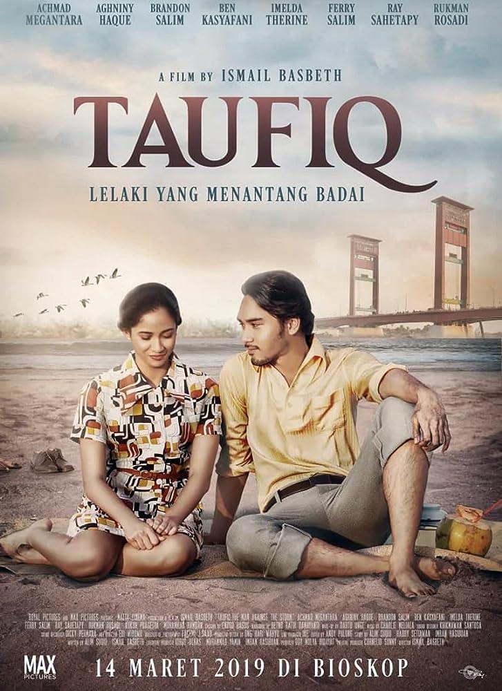 Poster film Taufiq: Lelaki Yang Menantang Badai