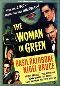 Movie trailers hd download The Woman in Green [Full]
