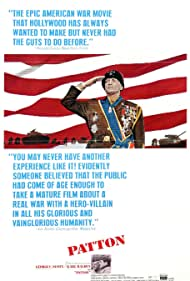 Patton (1970) Poster - Movie Forum, Cast, Reviews