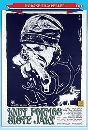 Knut Formos siste jakt Poster