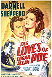 The Loves of Edgar Allan Poe Poster