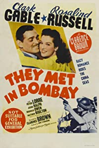 Watch adult movie now for free They Met in Bombay by Wesley Ruggles [iPad]