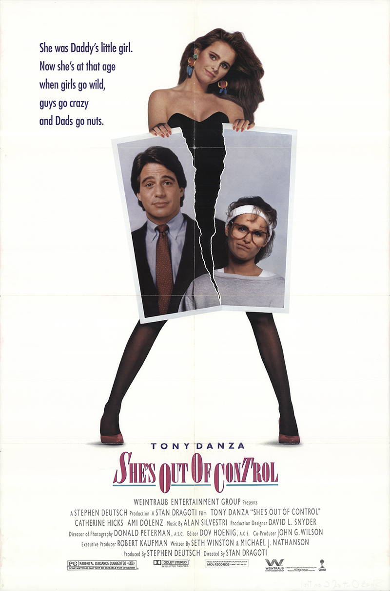 She\'s Out of Control (1989) - IMDb