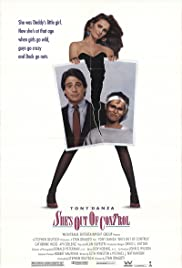 She's Out of Control (1989) Poster - Movie Forum, Cast, Reviews