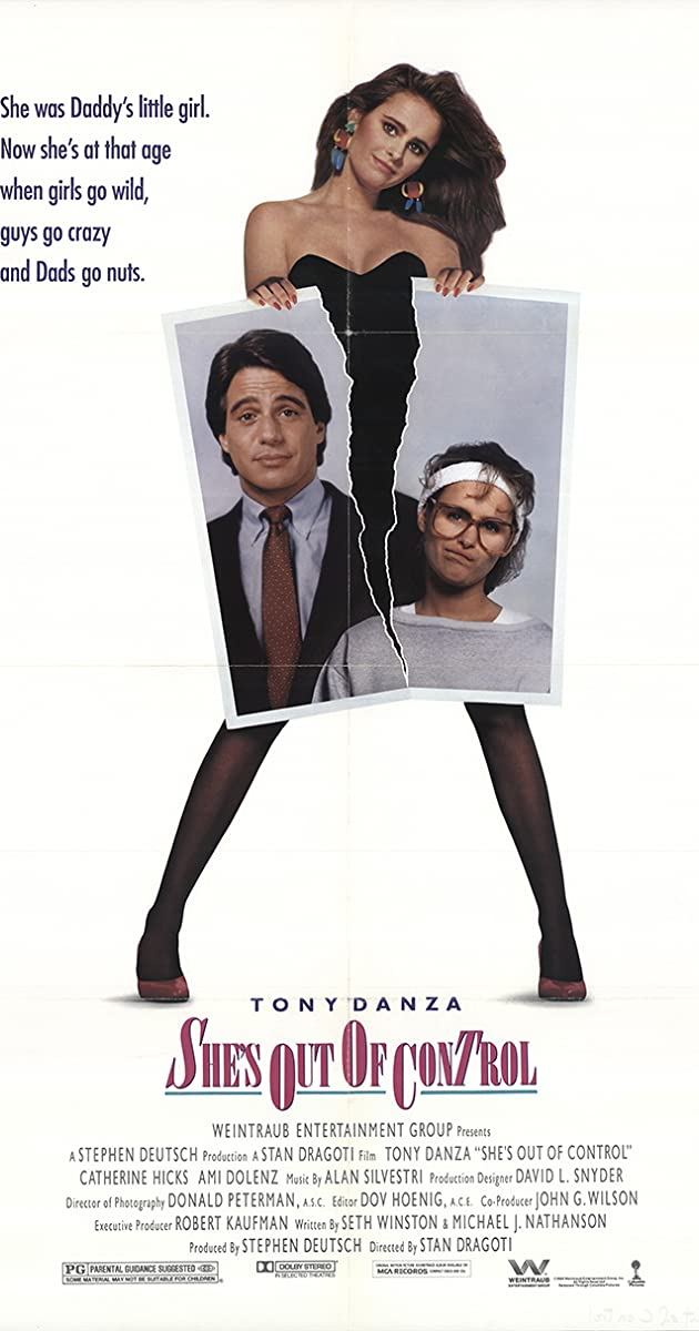 She's Out of Control (1989) - IMDb