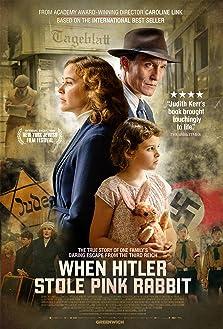 When Hitler Stole Pink Rabbit (2019)
