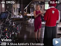 A Shoe Addicts Christmas.A Shoe Addict S Christmas Tv Movie 2018 Imdb