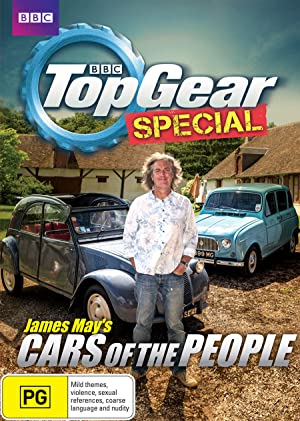 Where to stream James May's Cars of the People