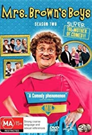 Mrs. Brown's Boys: The Original Series Poster - TV Show Forum, Cast, Reviews