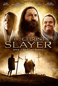 DJ Perry, Josh Perry, David Gries, and Melissa Anschutz in The Christ Slayer (2019)