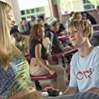 Aaron Carter and Adrianne Palicki in Popstar (2005)