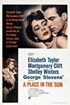 A Place in the Sun (1951) Poster
