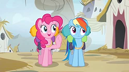 My Little Pony Friendship Is Magic: Games Ponies Play: Venturing Through Gryffin Stone