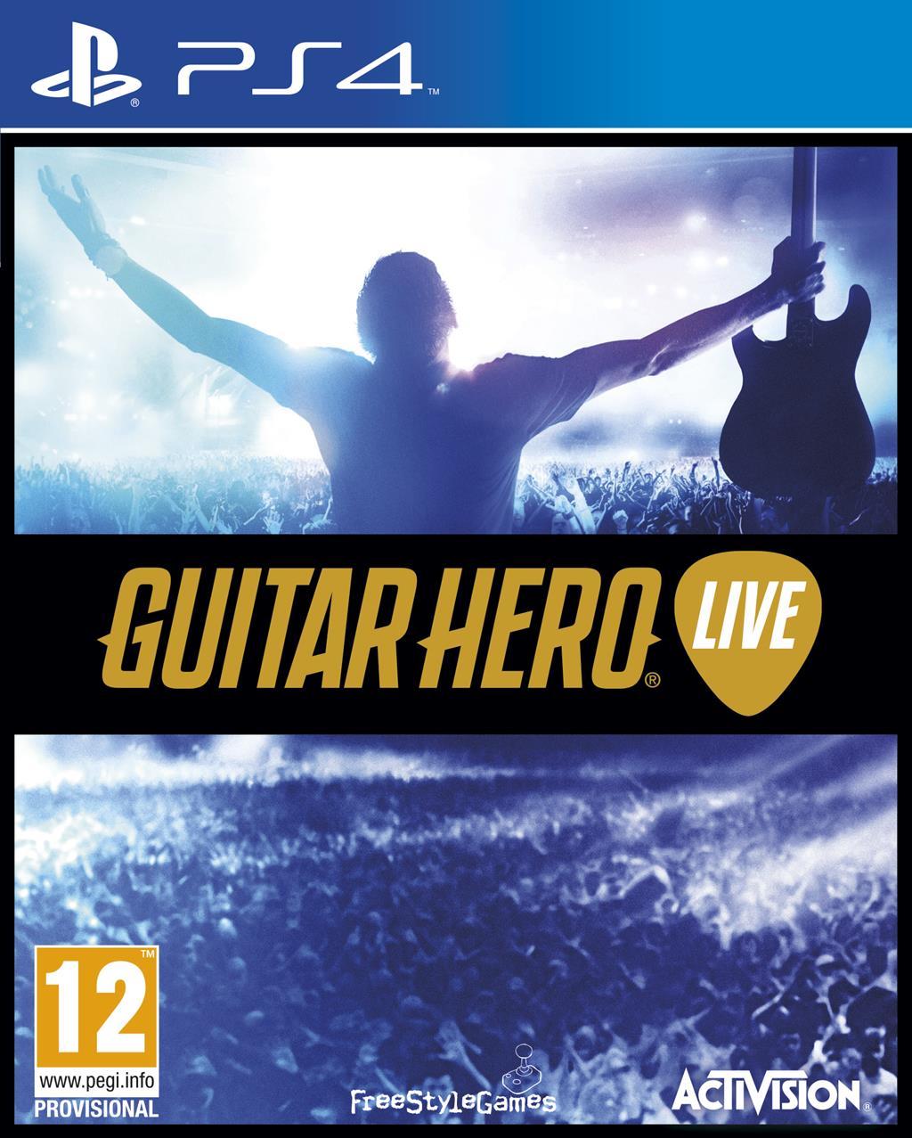 Guitar Hero Live (Video Game 2015) - IMDb