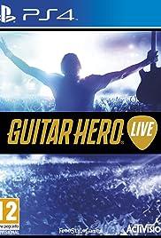 Guitar Hero Live Poster