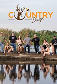 Country Daze Poster