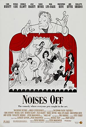 Noises Off... Poster Image