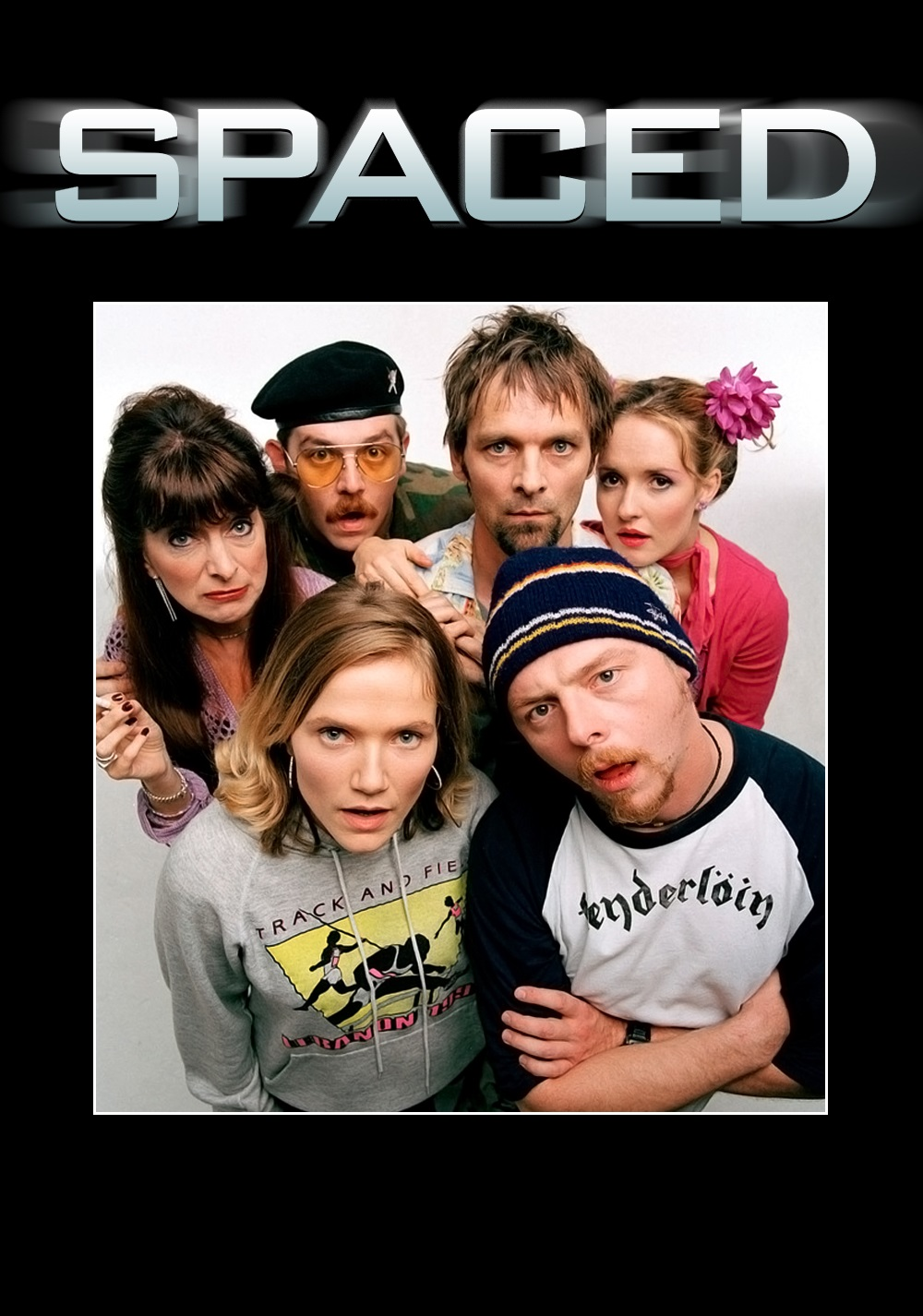 Atsiskyrę (1 Sezonas) / Spaced Season 1