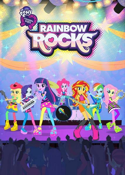 My Little Pony: Equestria Girls – Rainbow Rocks (2014) มายลิตเติ้ลโพนี่เดอะมูวี่ ภาค ก๊วนสาวร็อคแห่งอเควสเทรีย