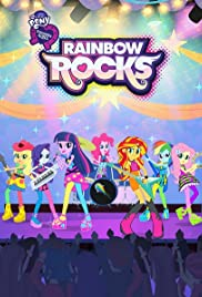 My Little Pony: Equestria Girls - Rainbow Rocks Poster
