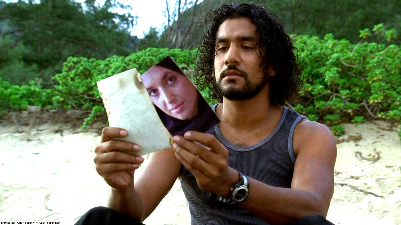 Naveen Andrews in Lost (2004)