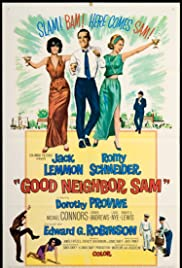 Good Neighbor Sam (1964) Poster - Movie Forum, Cast, Reviews