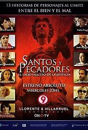 Santos y pecadores Poster