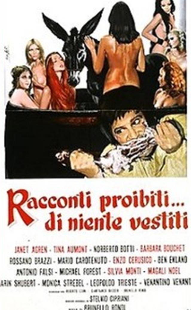 Racconti proibiti... di niente vestiti (1972)