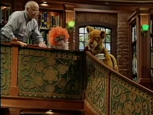 Between The Lions: The Old Man