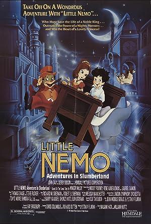 Little Nemo: Adventures in Slumberland Poster Image