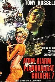 Target Goldseven(1966) Poster - Movie Forum, Cast, Reviews