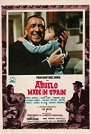 Old Man Made in Spain Poster