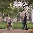 Nikki Deloach, Michael Rady, Max Ivutin, and Michaela Russell in Love to the Rescue (2019)