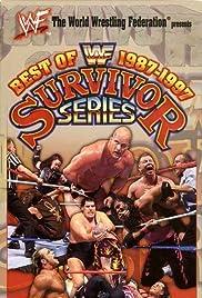 WWF: Best of Survivor Series 1987-1997 Poster