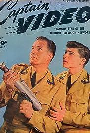 The Secret Files of Captain Video Poster