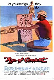 Age of Consent (1969) Poster - Movie Forum, Cast, Reviews