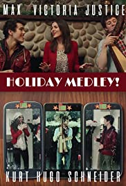 Victoria Justice & Max Schneider: Holiday Medley! Poster