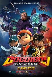 BoBoiBoy: The Movie Poster