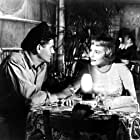 John Garfield and Patricia Neal in The Breaking Point (1950)