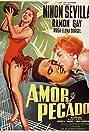 Amor y pecado (1956) Poster