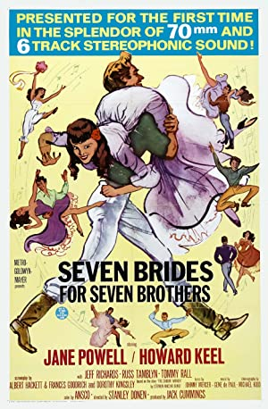 Seven Brides for Seven Brothers Poster Image