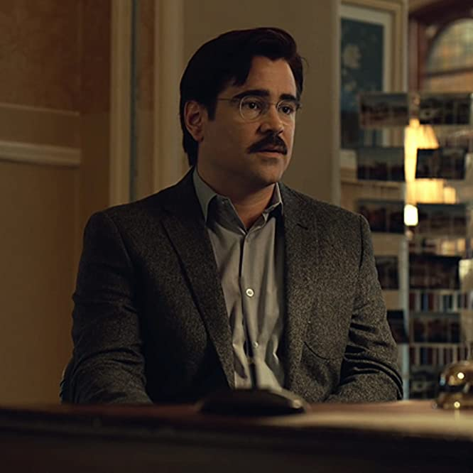 Colin Farrell in The Lobster (2015)