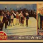 Tim McCoy, Hank Bell, Pat O'Malley, Bud Osborne, Tom Steele, Glenn Strange, and Bill Wolfe in The Whirlwind (1933)