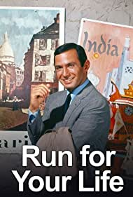 Run for Your Life (1965) Poster - TV Show Forum, Cast, Reviews
